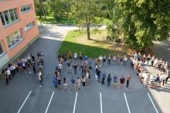 10. klasside suvekool 25.08.2015