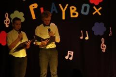 Algklasside playbox 2014