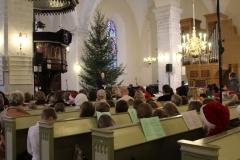 Jõulukontsert Jaanik kirikus 19.12.2014